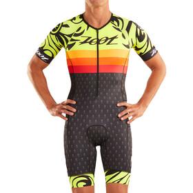Zoot LTD Combinaison de triathlon manches courtes Aero Homme, ali'i 19